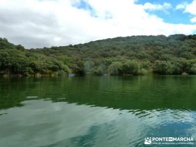 Piragüismo Hoces del Río Duratón,canoas; grazalema senderismo; rutas por patones de arriba
